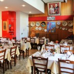 ristorante la porta rossa a milano in via pisani